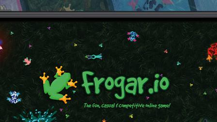 Frogar.io - Now Available on iOS!